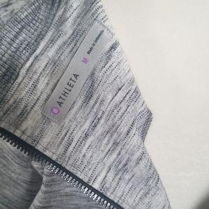 Athleta Dresses - Athleta Structured Grey Dress Size Medium